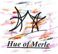HUE OF MERLE
