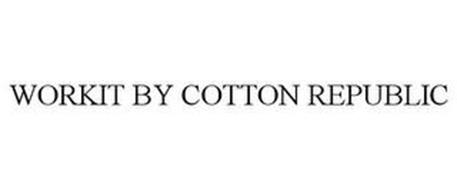 WORKIT BY COTTON REPUBLIC