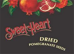 SWEETHEART DRIED POMEGRANATE SEEDS