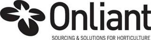 ONLIANT SOURCING & SOLUTIONS FOR HORTICULTURE
