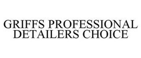 GRIFFS PROFESSIONAL DETAILERS CHOICE