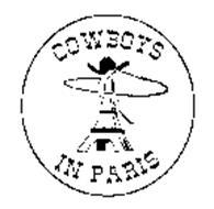 COWBOYS IN PARIS