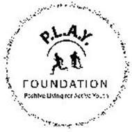 P.L.A.Y. FOUNDATION POSITIVE LIVING FOR ACTIVE YOUTH