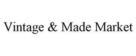 VINTAGE & MADE MARKET