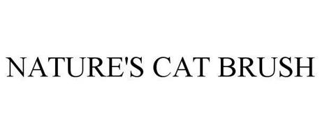 NATURE'S CAT BRUSH