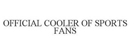 OFFICIAL COOLER OF SPORTS FANS