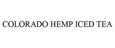 COLORADO HEMP ICED TEA