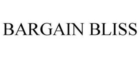 BARGAIN BLISS