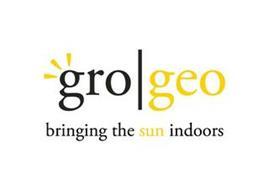 GROGEO BRINGING THE SUN INDOORS
