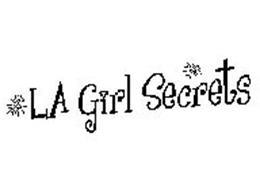 LA GIRL SECRETS