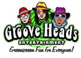 GROOVE HEADS ENTERTAINMENT GREENSCREEN FUN FOR EVERYONE!