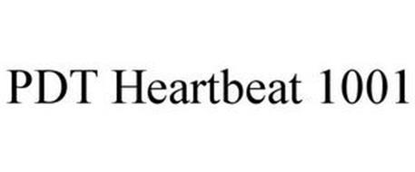PDT HEARTBEAT 1001