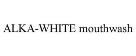 ALKA-WHITE MOUTHWASH