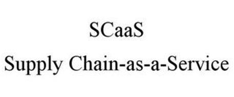 SCAAS SUPPLY CHAIN-AS-A-SERVICE