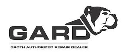 GARD GROTH AUTHORIZED REPAIR DEALER