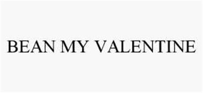 BEAN MY VALENTINE