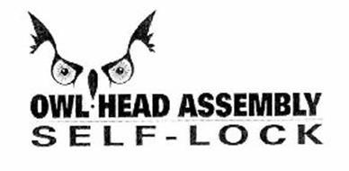 OWL-HEAD ASSEMBLY SELF-LOCK
