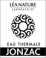 LEA NATURE LABORATOIRE EAU THERMALE JONZAC
