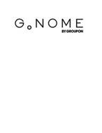 G NOME BY GROUPON