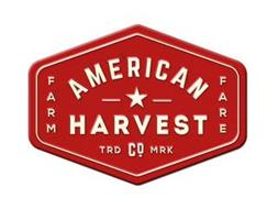 AMERICAN HARVEST FARM FARE TRD CO. MRK