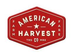AMERICAN HARVEST FARM FRESH TRD CO. MRK