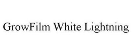 GROWFILM WHITE LIGHTNING