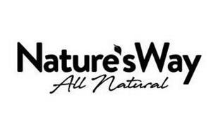 NATURE'S WAY ALL NATURAL