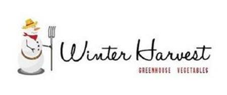 WINTER HARVEST GREENHOUSE VEGETABLES