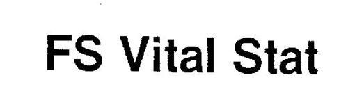 FS VITAL STAT