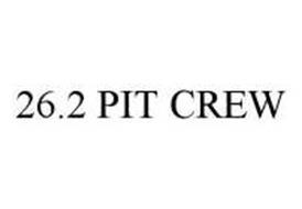 26.2 PIT CREW