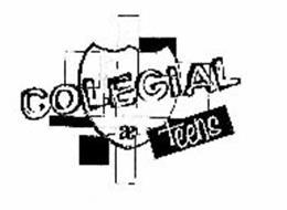 COLEGIAL AA TEENS
