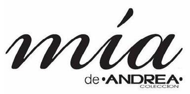 MIA DE · ANDREA · COLECCION