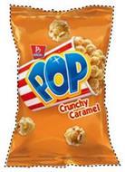 B BARCEL POP CRUNCHY CARAMEL