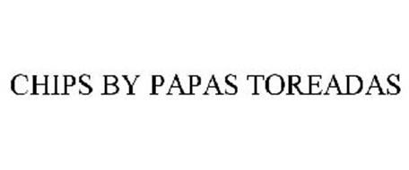 CHIPS BY PAPAS TOREADAS