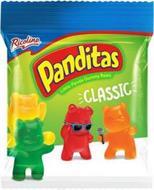RICOLINO PANDITAS LITTLE PANDA GUMMY BEARS CLASSIC