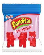 RICOLINO PANDITAS LITTLE PANDA GUMMY BEARS MR. MUSHY