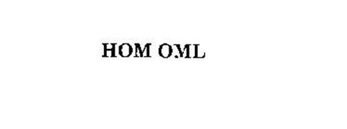 HOM OML