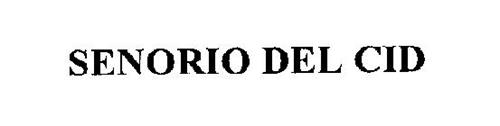 SENORIO DEL CID