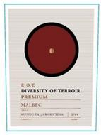 D.O.T. DIVERSITY OF TERROIR
