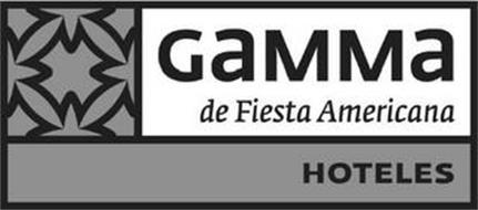 GAMMA DE FIESTA AMERICANA HOTELES