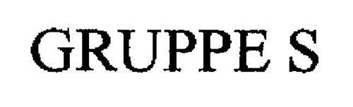 GRUPPE S