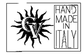 GV HAND MADE IN ITALY