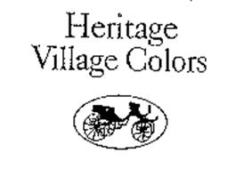 HERITAGE VILLAGE COLORS