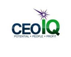 CEO IQ POTENTIAL · PEOPLE · PROFIT
