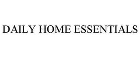 DAILY HOME ESSENTIALS