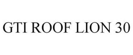 GTI ROOF LION 30