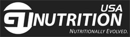 GT NUTRITION USA NUTRITIONALLY EVOLVED