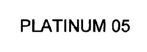 PLATINUM 05