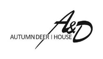 A&D AUTUMNDEER HOUSE
