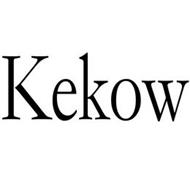 KEKOW
